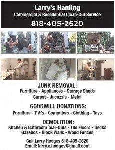 encino junk removal