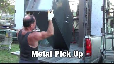 Metal Pick Up