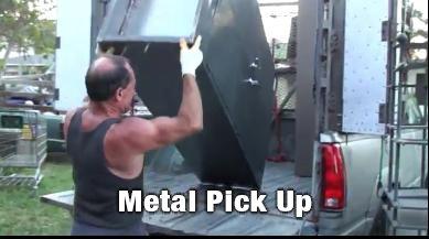 Metal Pick Up