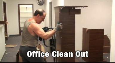 Office CleanOut LA County